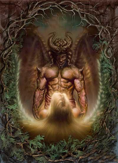 Демоны Тьмы торжествуют!