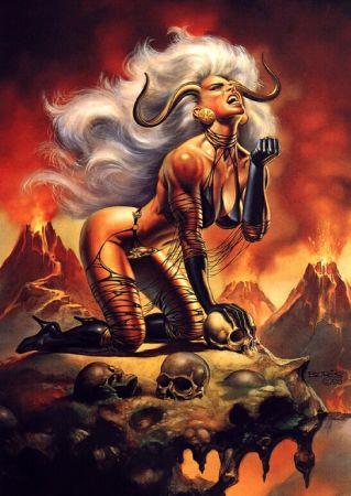 Дьявол покарает ваших обидчиков