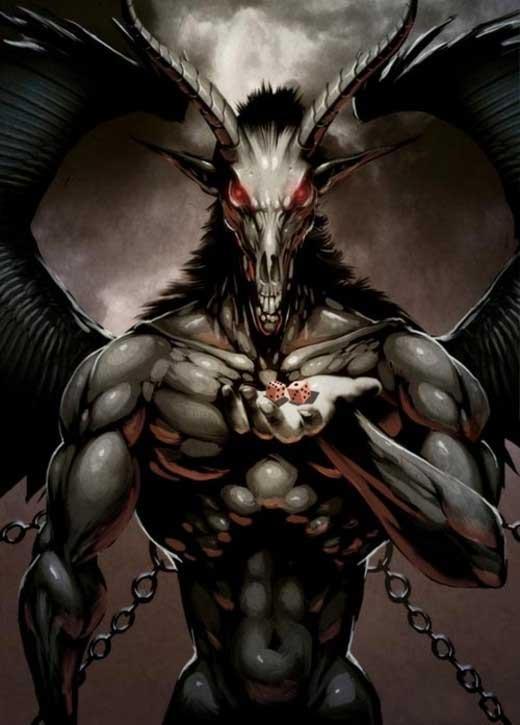 Дьявол среди нас