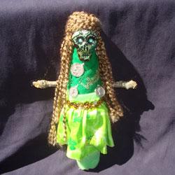 Кукла вуду своими руками для себя
